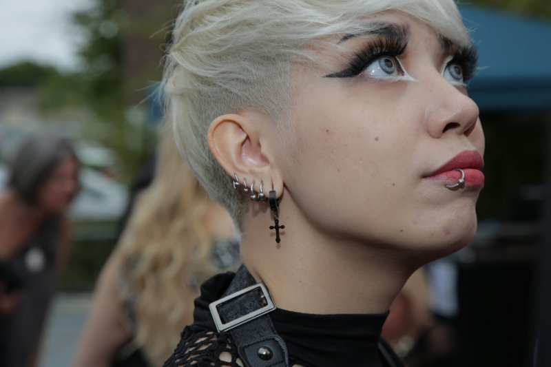 Kitten, from Black Metal Romance