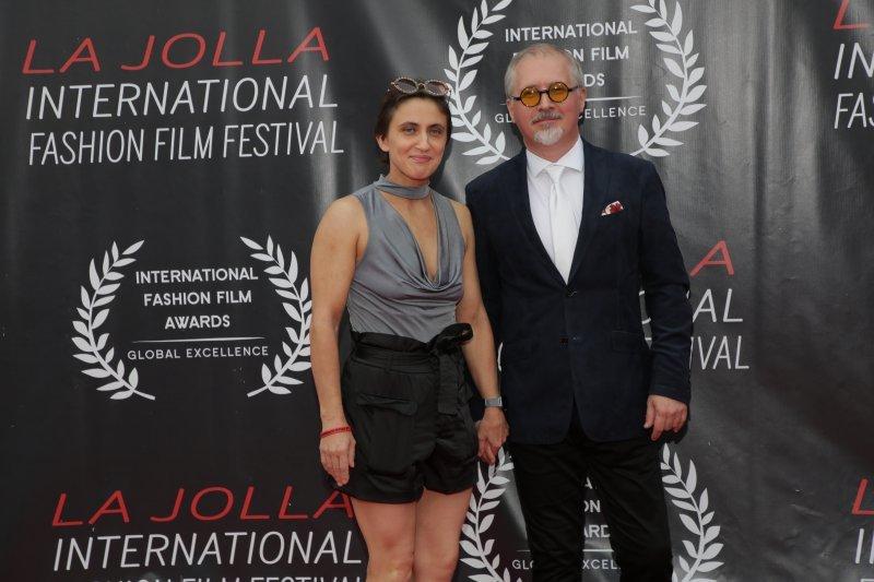 Mimi Evans and Alex Klepov from the movie The Influencer