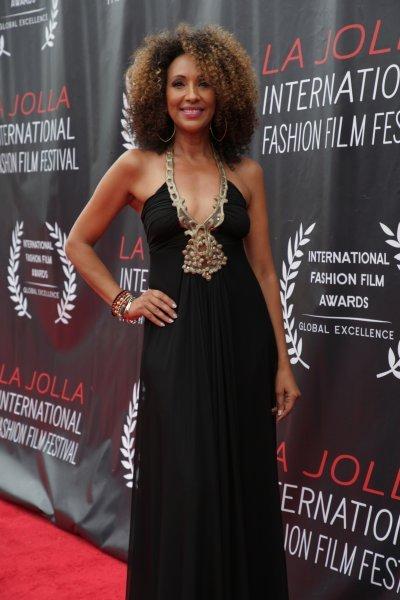 Lisa Harrington  LA model