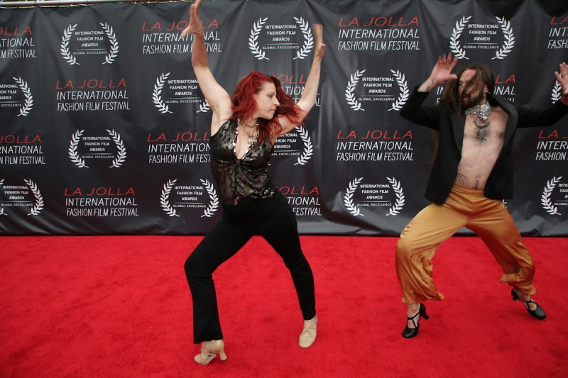 Bieton-Tyner Bryan and James Johnson from Nostra Choreography