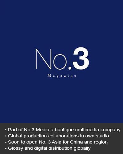 No 3 Magazine