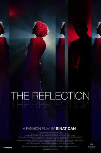 THE REFLECTION poster fu