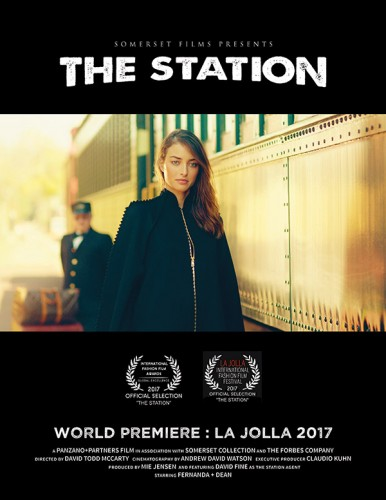 The Station Poster fu